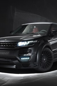 480x800 Range Rover Evoque Tuned
