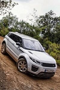Range Rover Offroading