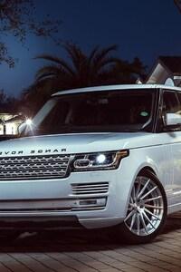 320x480 Range Rover