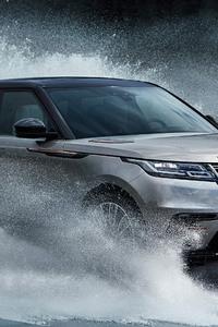 Range Rover Velar 2018 4k