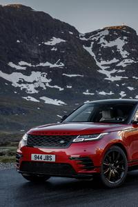 Range Rover Velar R Dynamic D300 2017