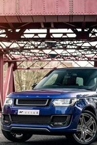 Range Rover Vogue 600LE