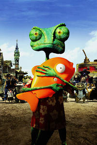 1080x2160 Rango Movie 4k