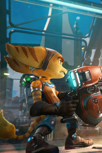 540x960 Ratchet And Clank Rift Apart 2021 5k