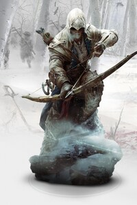 1080x1920 Ratonhnkaketon Assassins Creed 3