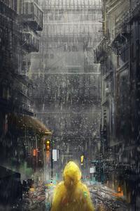 1080x1920 Ready For Raining Day 4k