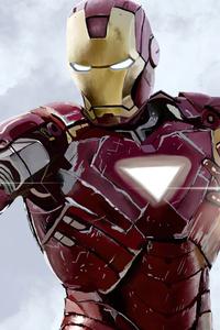 Ready Iron Man 5k