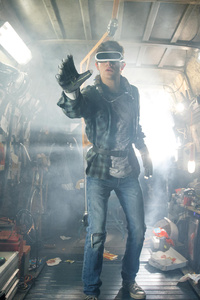 640x1136 Ready Player One 2018