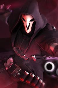 Reaper Overwatch 5k