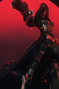 Reaper Overwatch Digital 4k