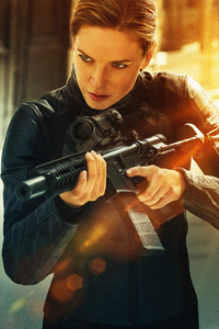 Rebecca Ferguson As Iila In Mission Impossible Fallout Movie