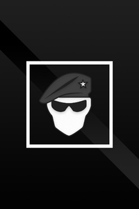 1280x2120 Recruit Minimalist 4k