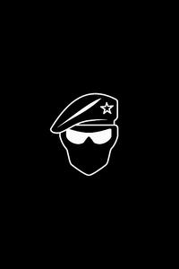 1440x2960 Recruit Soldier Minimalist 4k