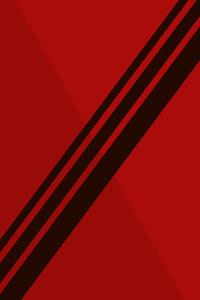 1242x2688 Red Black Shift 4k