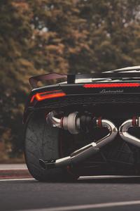 1080x2280 Red Bull Lamborghini Huracan 4k
