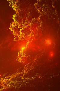 640x960 Red Dawn 4k