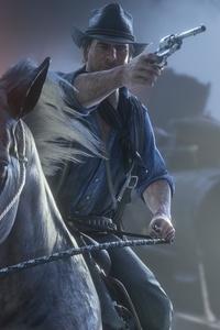 Red Dead Redemption 2 2018 4k Game