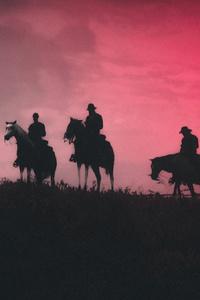 360x640 Red Dead Redemption 2 2019 Game 4k