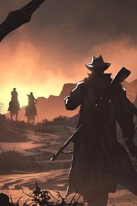 Red Dead Redemption 2 Fan Art 4k