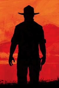 Red Dead Redemption 2 Fan Art