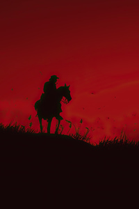 750x1334 Red Dead Redemption II
