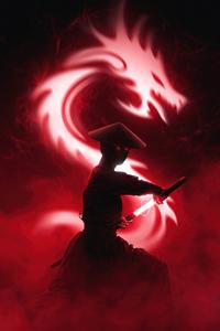 640x960 Red Dragon Master