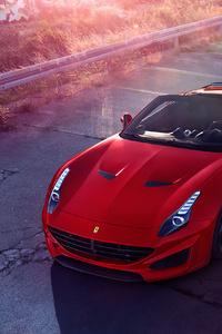 1080x2160 Red Ferrari New 2020