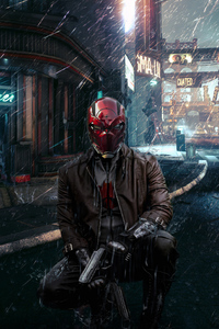 Red Hood 2020 Artwork