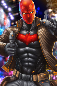 2160x3840 Red Hood Another Take 5k