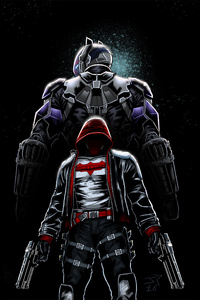 Red Hood Arkham Knight