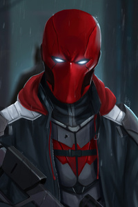 Red Hood Art