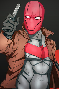 Red Hood Artwork 10k
