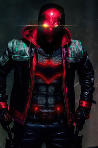 Red Hood Coming