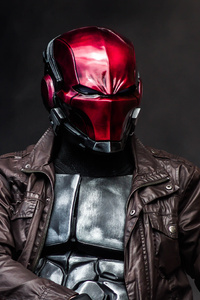 Red Hood Cosplay