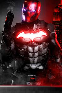 1080x2160 Red Hood Dc Comic 5k
