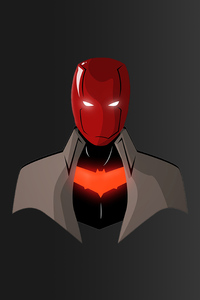 Red Hood Illustrator
