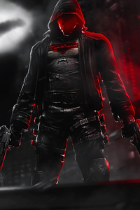 Red Hood In The Night