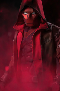 640x960 Red Hood In Titans Season 3 4k