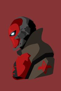 Red Hood Minimalism