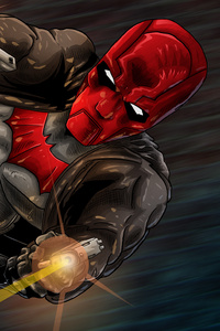 Red Hood New Art