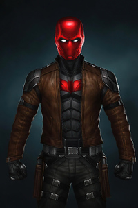 Red Hood Suit