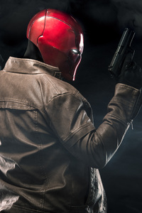 Red Hood The Fan Series 2018 5k