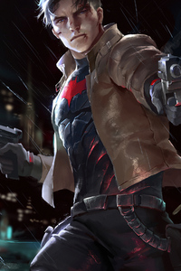Red Hood Unmask