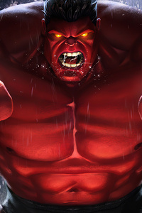 Red Hulk Contest Of Champions 4k