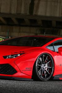 750x1334 Red Huracan