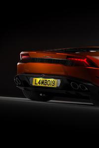 Red Lamborghini Huracan