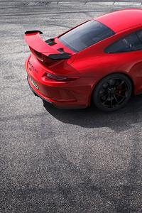 1125x2436 Red Porsche New