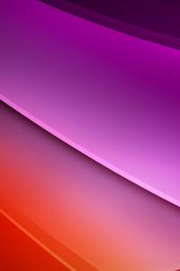 Red Purple New Shapes 8k