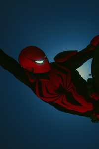 Red Spider Suit