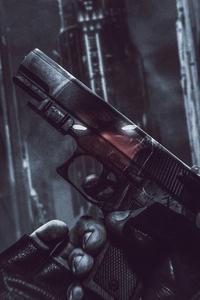 2160x3840 Redhood Gun